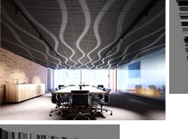Потолочные 3D панели