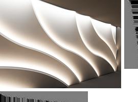 LED 3D панели