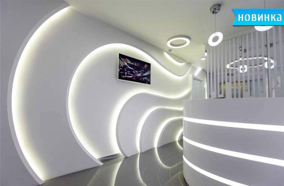 световые панели модульная система