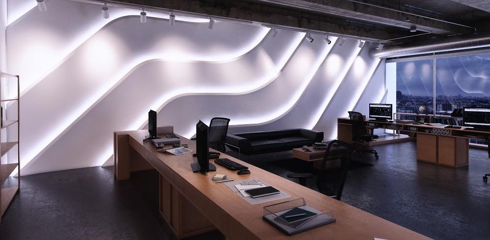 3д панели Angels-2 с подсветкой картинка