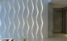 3D панели с подсветкой зигзаг SYNTHES