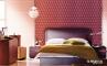 3d панели fiber в спальне фото