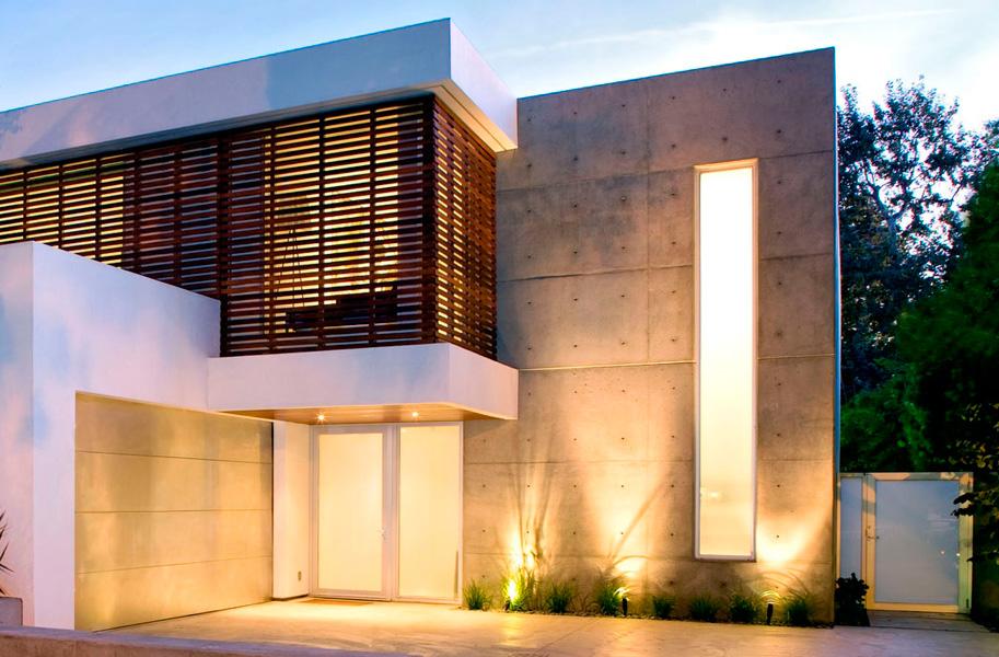 фасадная панель Concrete