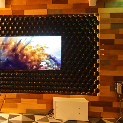 3d панели соты dragon фото